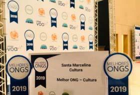 Santa Marcelina Cultura: eleita melhor ONG de Cultura de 2019