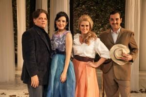 Ópera Werther estreia no próximo domingo